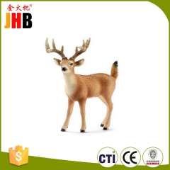 Cerf fauve Figure animale